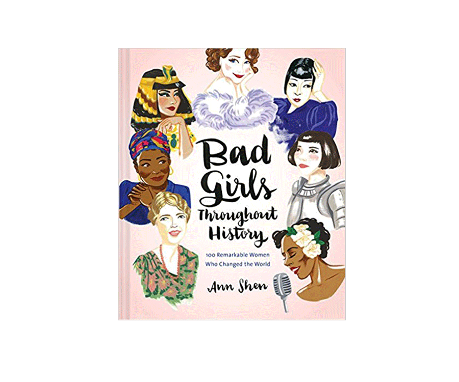 #10 hobby & crafts gifts for her: Bad Girls Throughout History