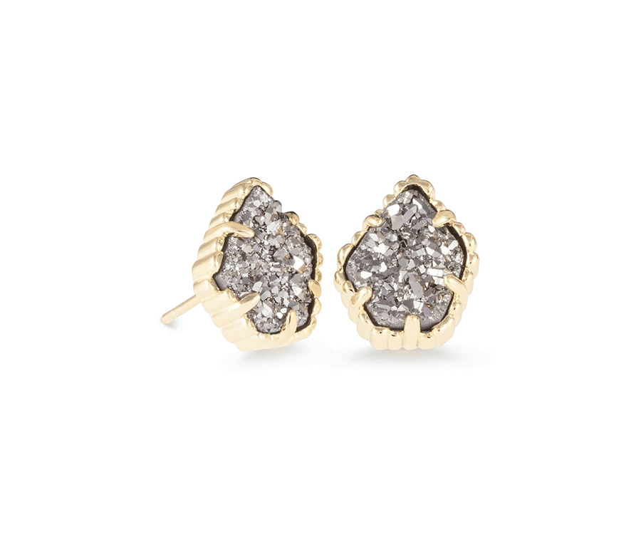 #9 great gifts for fashionista: Tessa Stone Stud Earrings by Kendra Scott