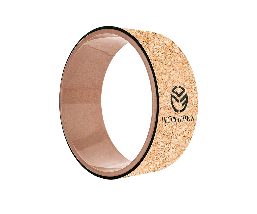 #2 yoga gifts for her: UpCircleSeven Yoga Wheel