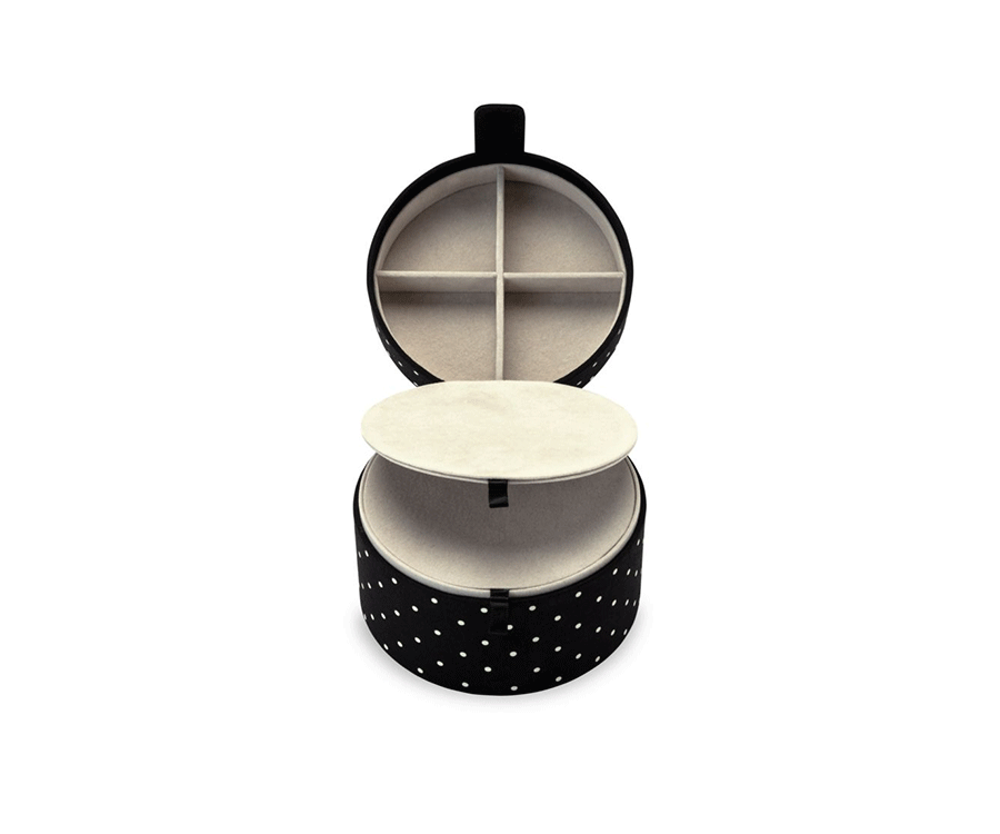 #4 useful gifts & travel gadgets: Kate Spade Travel Jewelry Box
