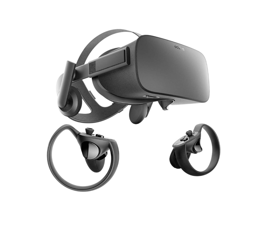 An Occulus Rift VR Headsets: A great Valentines Day gift if your husband likes gaming