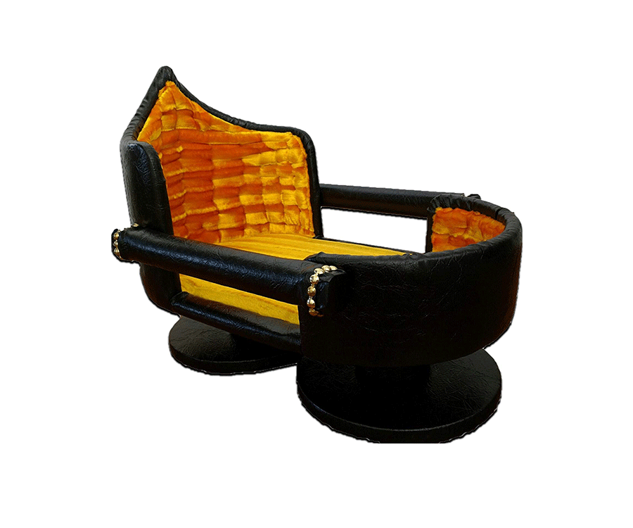 #2 unique gifts for cat lovers: Royal Cat Boutique Pet Bed