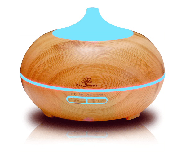 Essential Oil Diffuser : Great hero item for a new mom Gift Basket