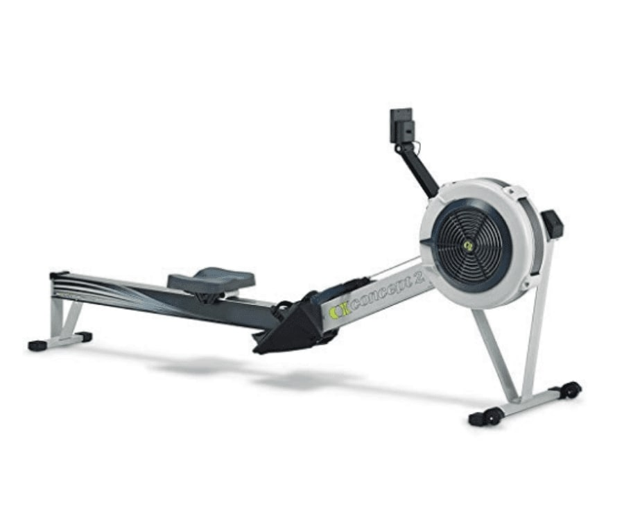 A Concept 2 Rowing Machine : A good gift to keep a retired men healthy