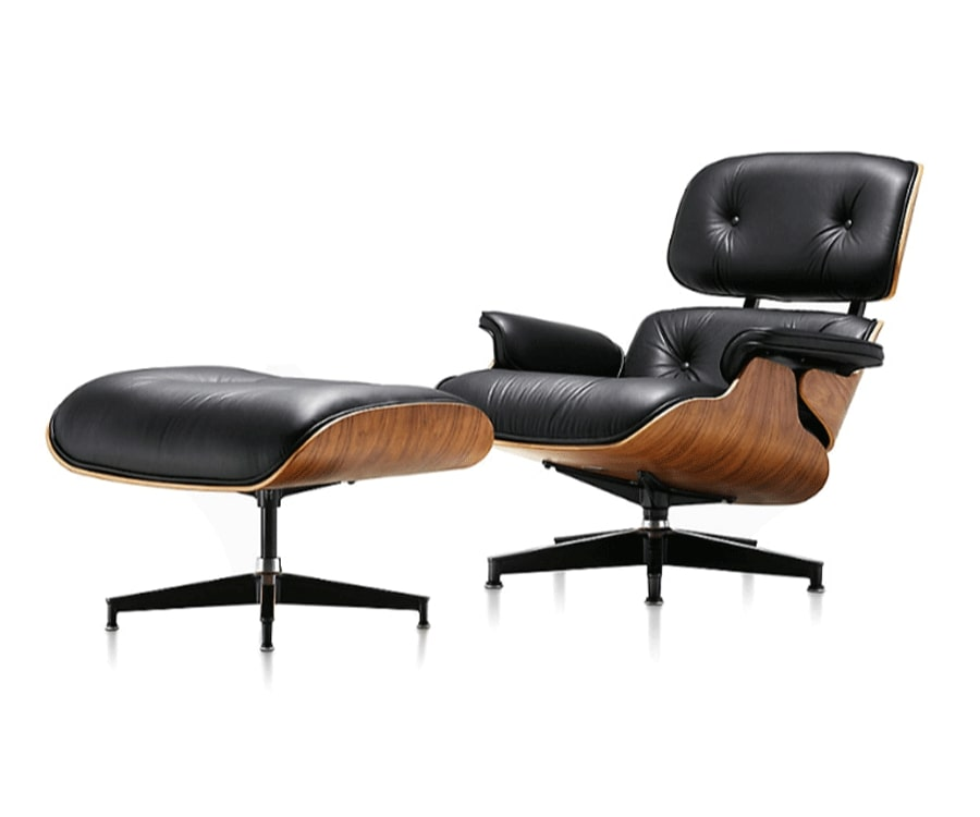 #7 luxury gifts for men who have everything: eames lounge chair & ottoman
