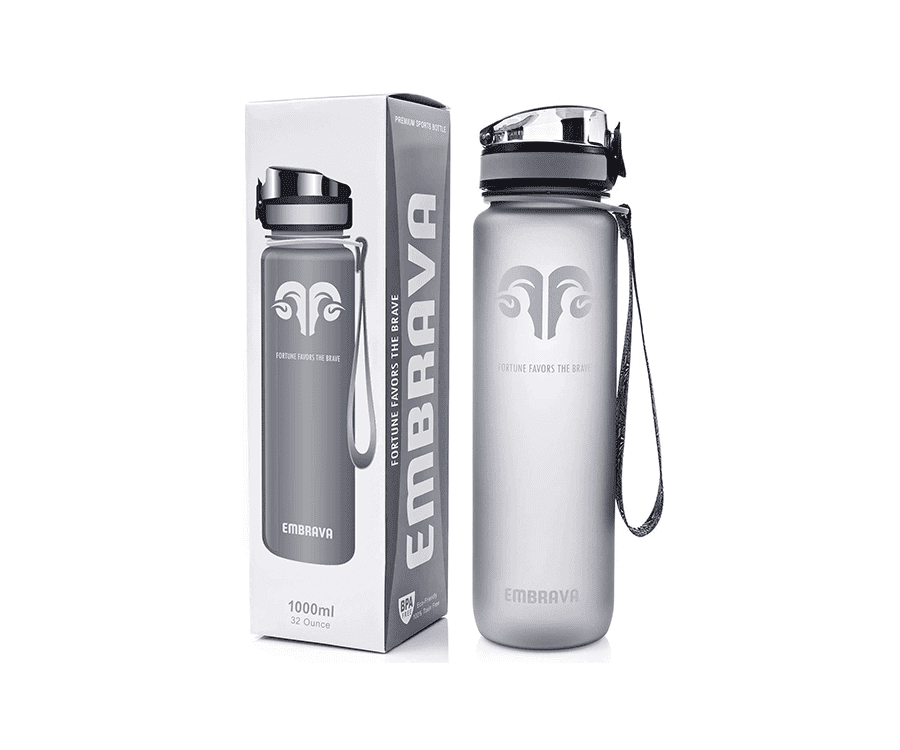 #1 very best gifts for hikers & backpackers: a quality water bottle