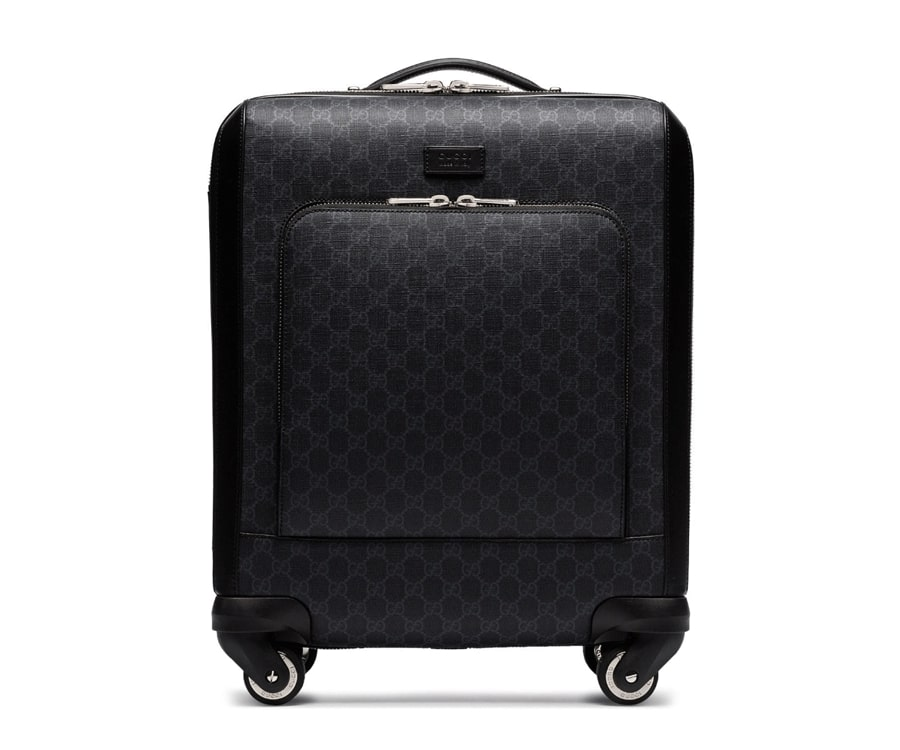 #17 luxury gifts for men who have everything: gucci carry-on suitcase