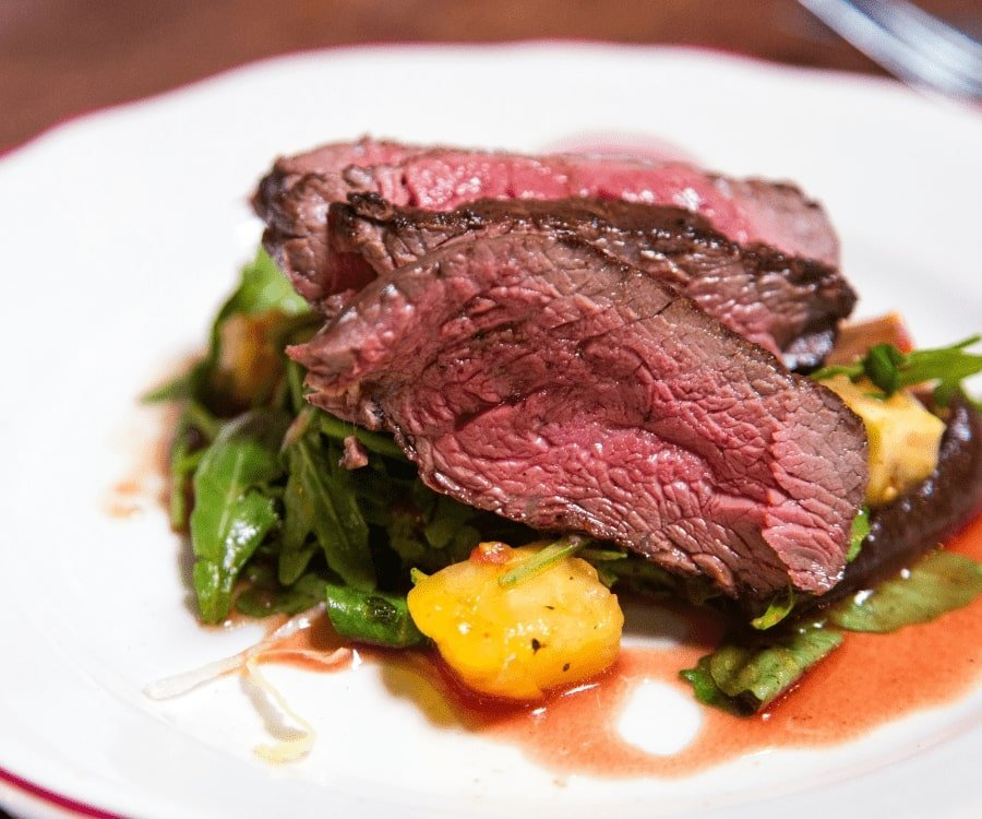 A home-cooked steak: this is what men really want on their birthday