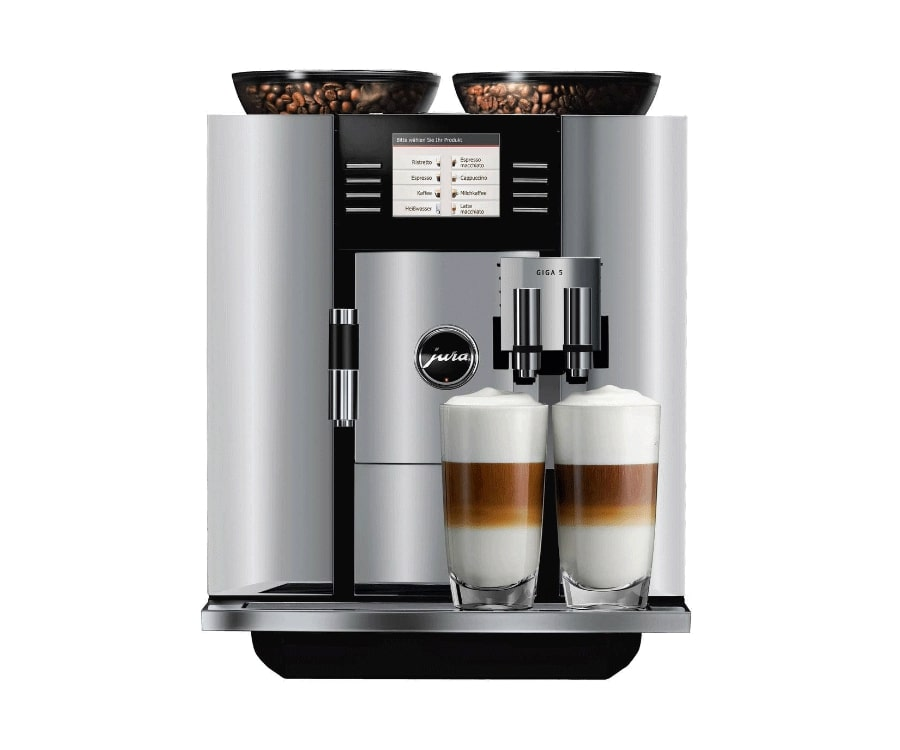 #21 over the top luxury gifts for her: Jura Coffee Maker