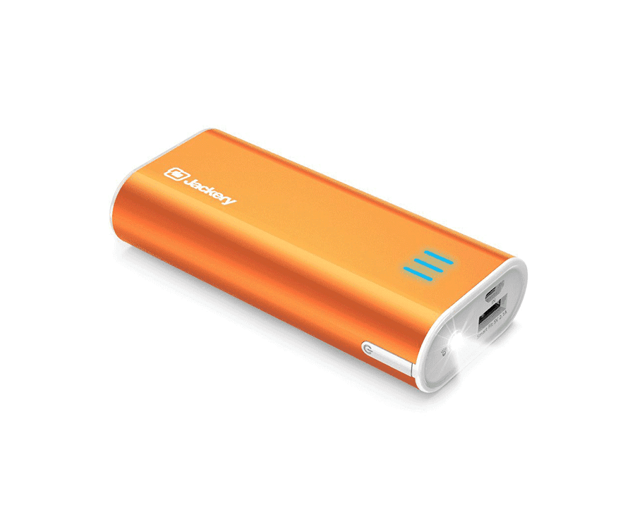 #16 very best gifts for hikers & backpackers: portable phone charger
