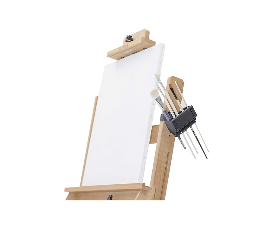 #13 best gifts for painters: clip-on brush holder