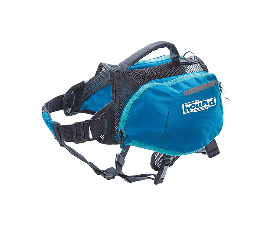 #14 very best gifts for hikers & backpackers: dog daypack