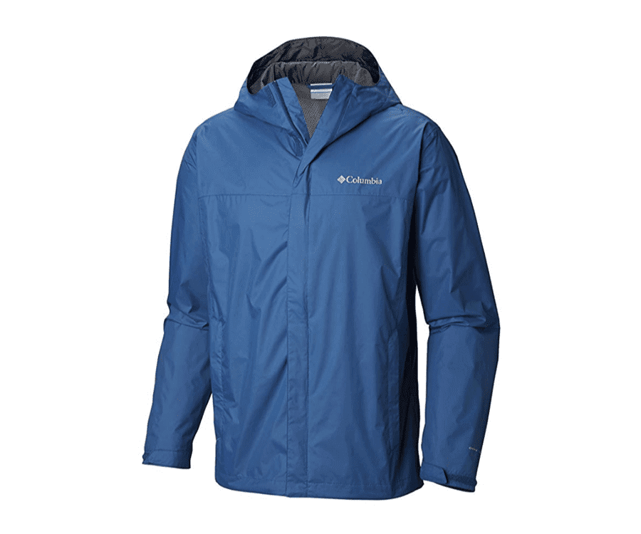 #7 very best gifts for hikers & backpackers: rain jacket