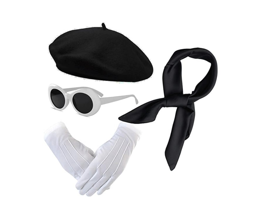 #15 best gifts for painters: french painter costume