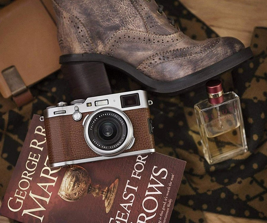 #31 luxury gifts for men who have everything: fujifilm digital camera