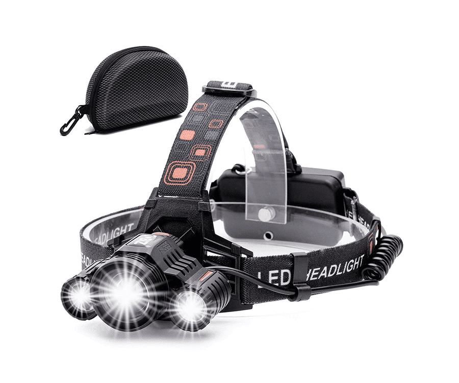 #9 very best gifts for hikers & backpackers: reliable headlamp