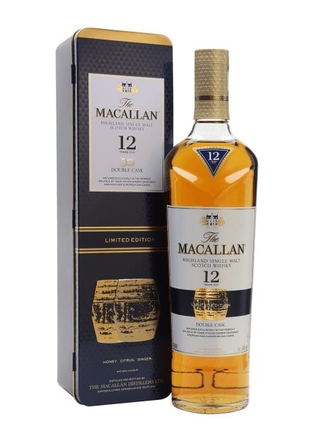 A Macallan 12 Year Old : A traditional retirement gift for men