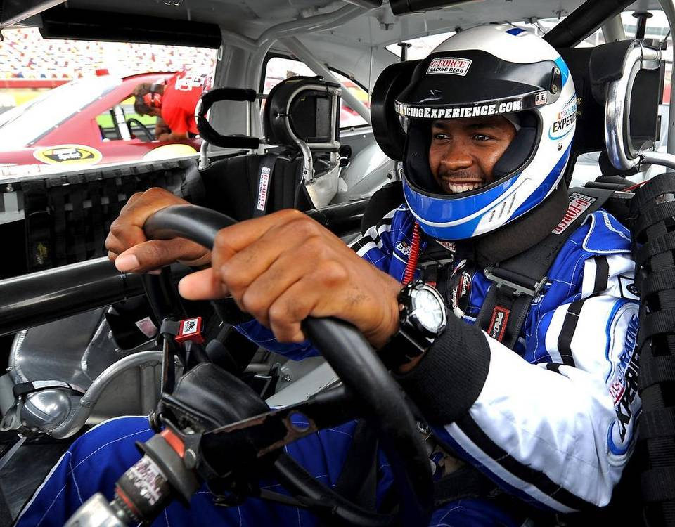 Nascar Driving: An experience your husband will never forget