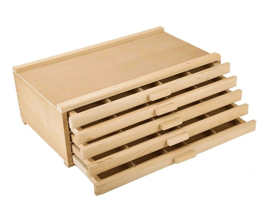 #6 best gifts for painters: painter's tool box