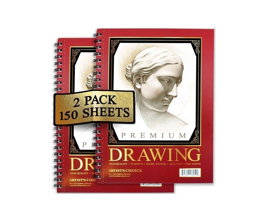 #29 best gifts for painters: sketch pads