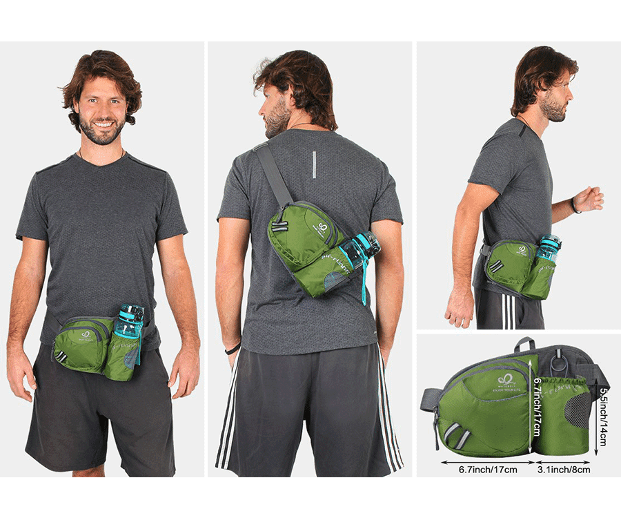 #15 very best gifts for hikers & backpackers: wait bag