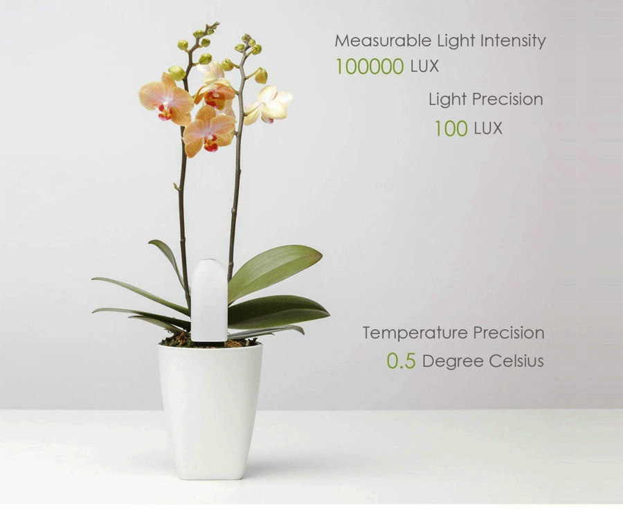 #28 cool tech gifts for her: Smart Plant Sensor