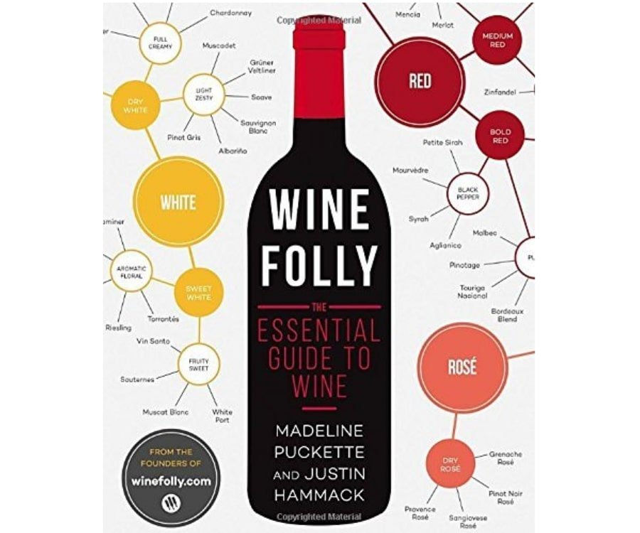 Wine Folly : A essential guide to wines book