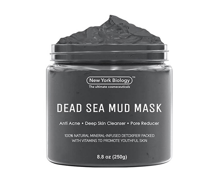#25 pampering gifts for women: Dead Sea Mud Mask