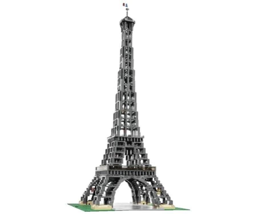 #19 cool lego gifts for adults: Eiffel Tower