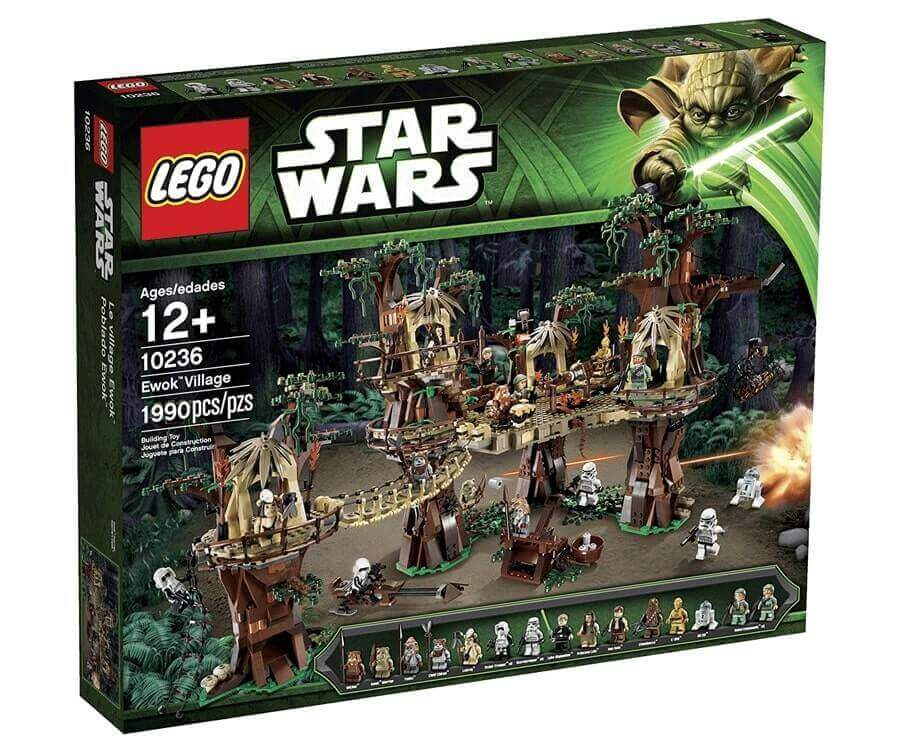 #16 cool lego gifts for adults: Star Wars Ewok Village