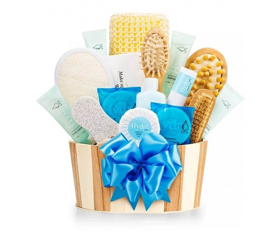 #17 pampering gift sets for women: Relaxation Gift Basket