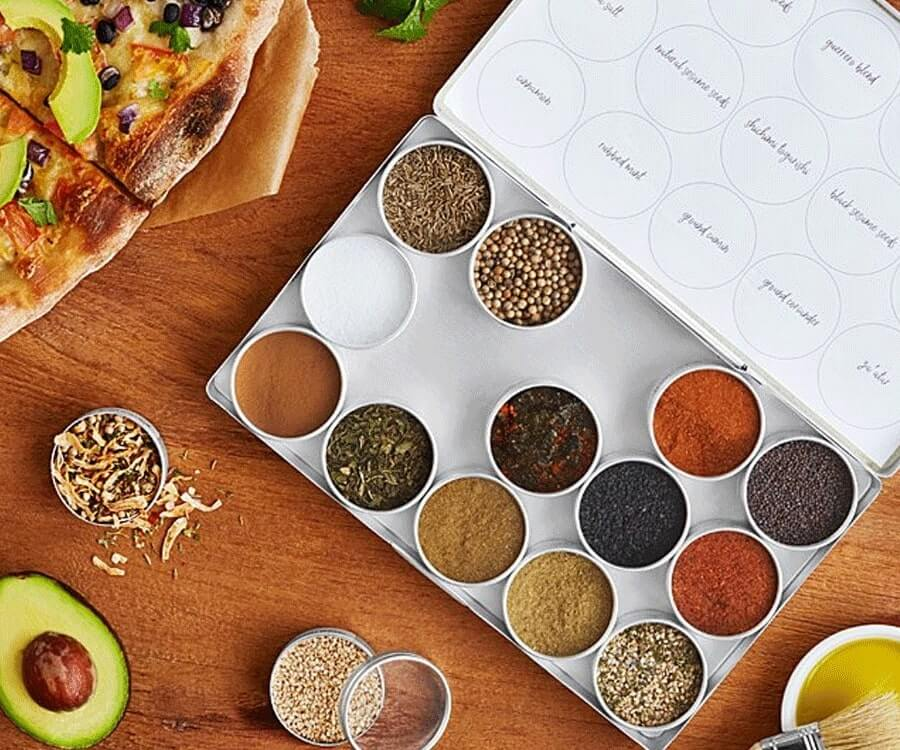 #20 Best Food Gifts For Her: Pizza Seasoning Kit