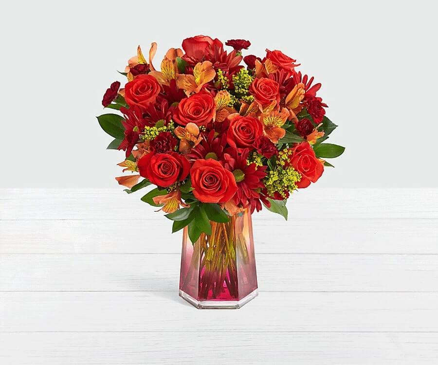 #15 gifts for the woman who has everything: flowers for every occasion