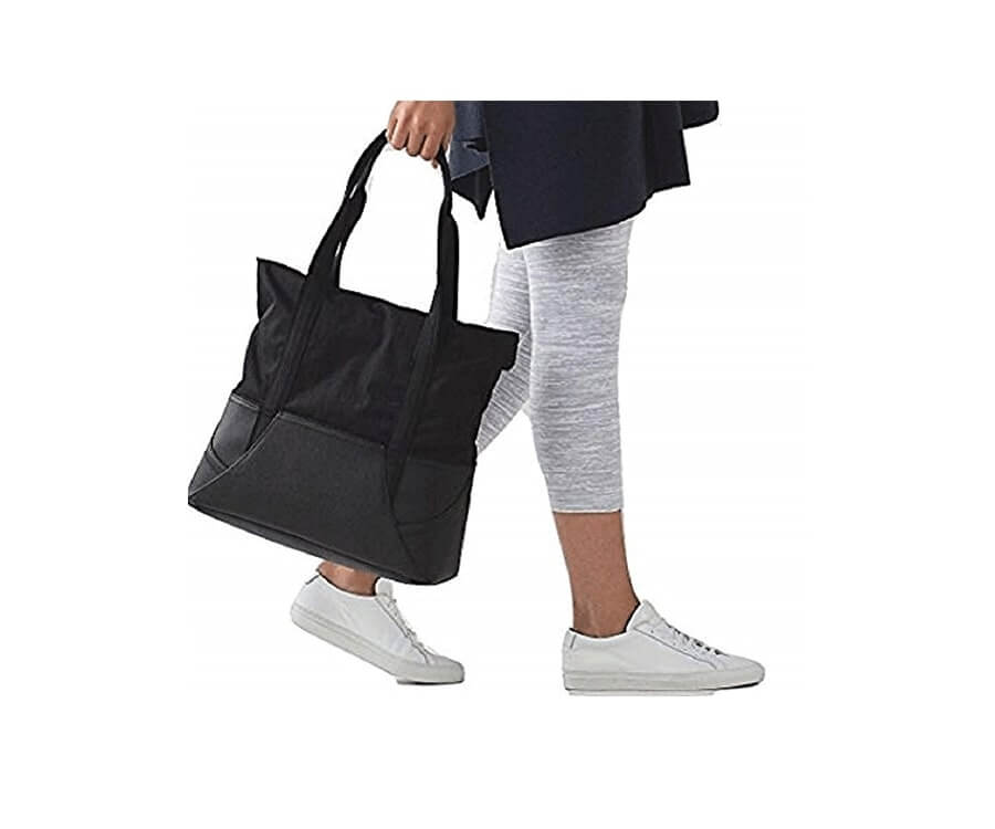 #9 Best Fitness Gifts For Women: Lululemon Throw & Go Tote Bag