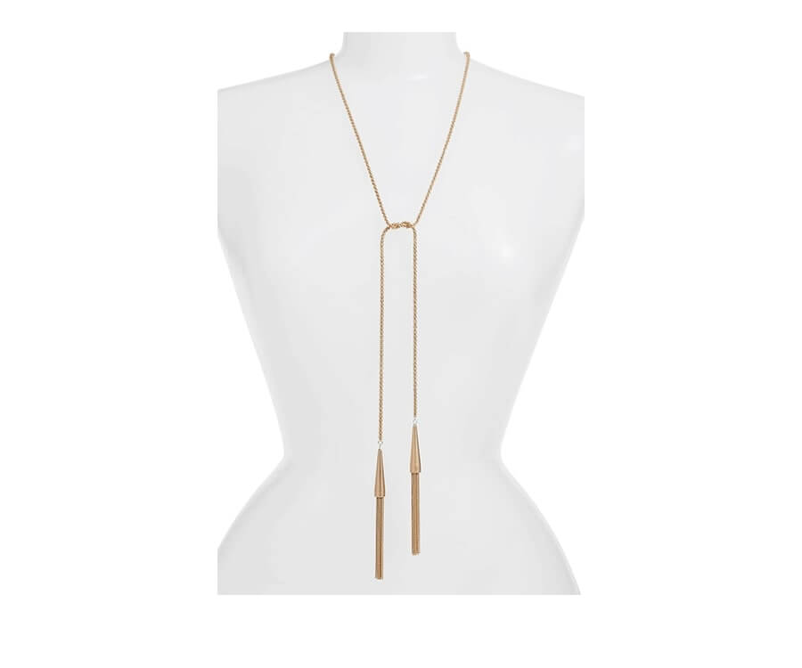 #4 classic gifts for ladies: Phara Tassel Necklace by Kendra Scott