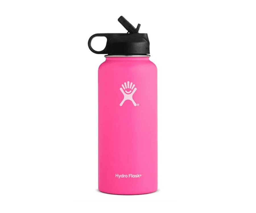 #1 Best Fitness Gifts for Her: Vacuum Insulated Stainless Steel Sports Water Bottle