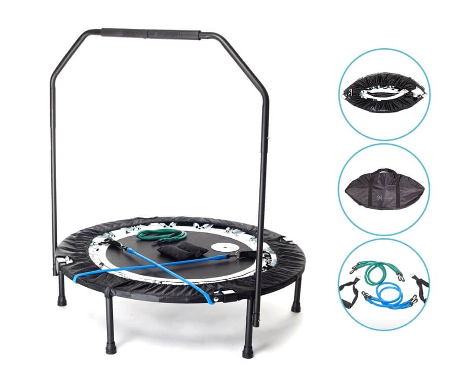 #23 Exercise Gifts For Her: Ultimate Workout Trampoline