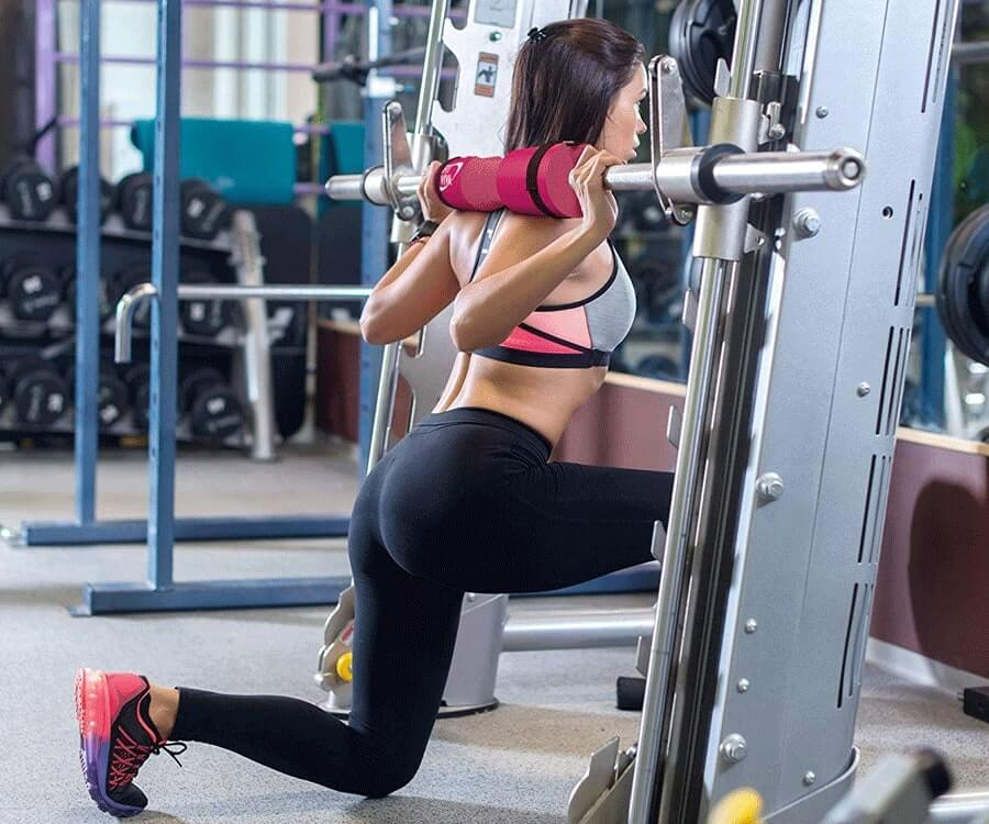 #25 Best Fitness Gifts For Her: Removable Barbell Strap