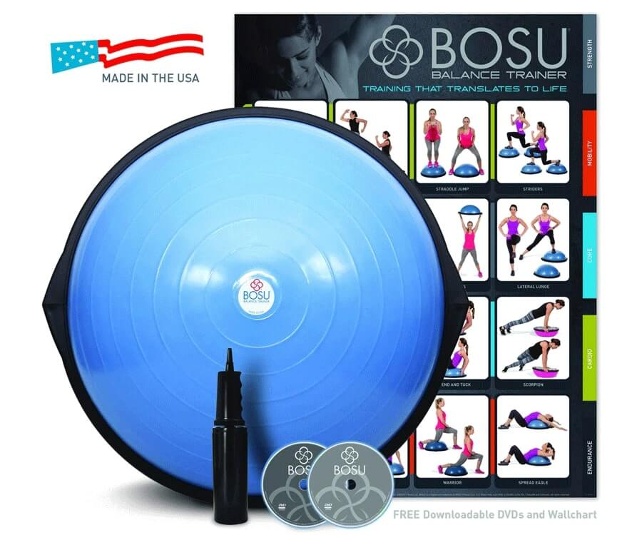 #6 Workout Gifts For Her: Bosu Balance Trainer