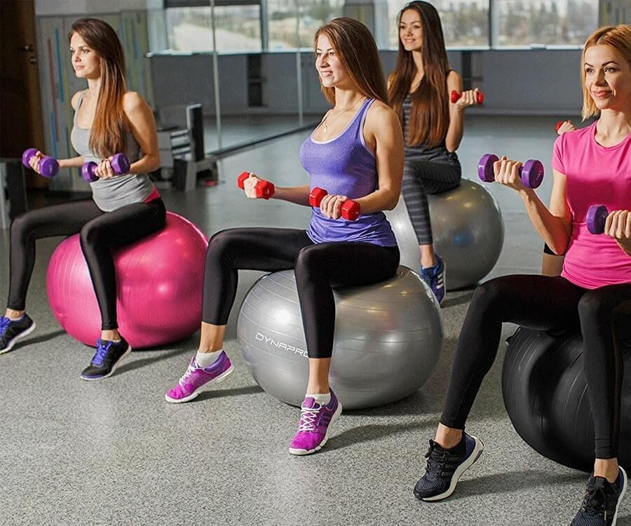 #12 Best Workout Gifts For Women: Exercise Ball