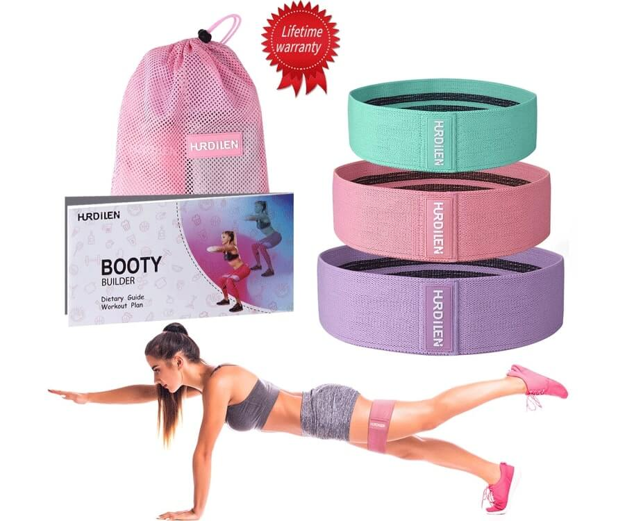 #14 Best Fitness Gifts For Women: Resistance Bands