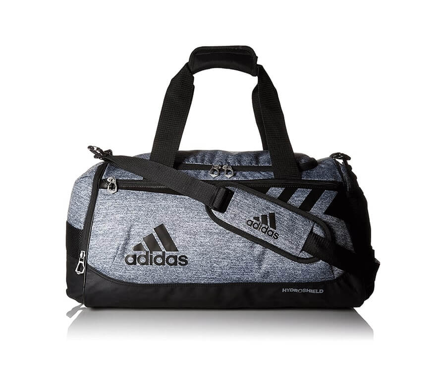 #2 best fitness gifts for men: adidas Team Issue Duffel Bag