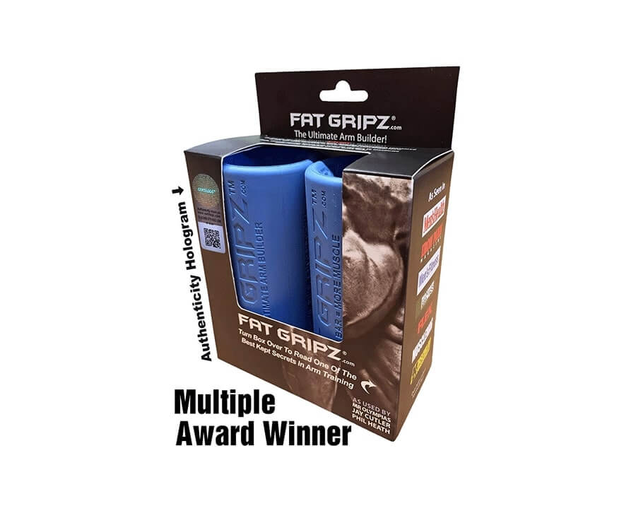 #30 best fitness gifts for men: Fat Gripz Ultimate Arm Builder