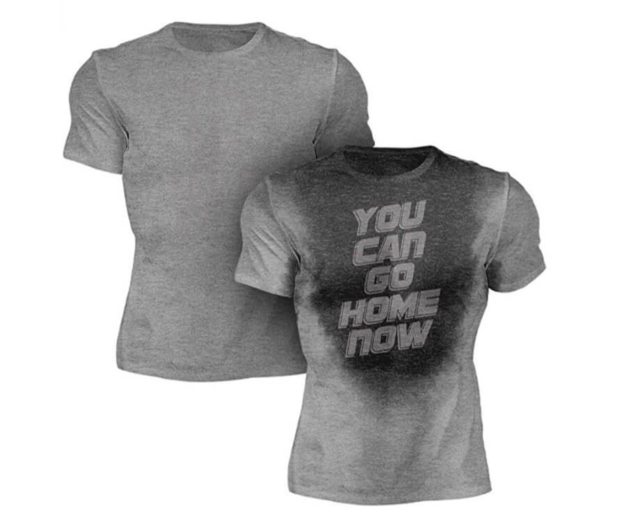 #12 best fitness gifts for men: Sweat Activated Shirt