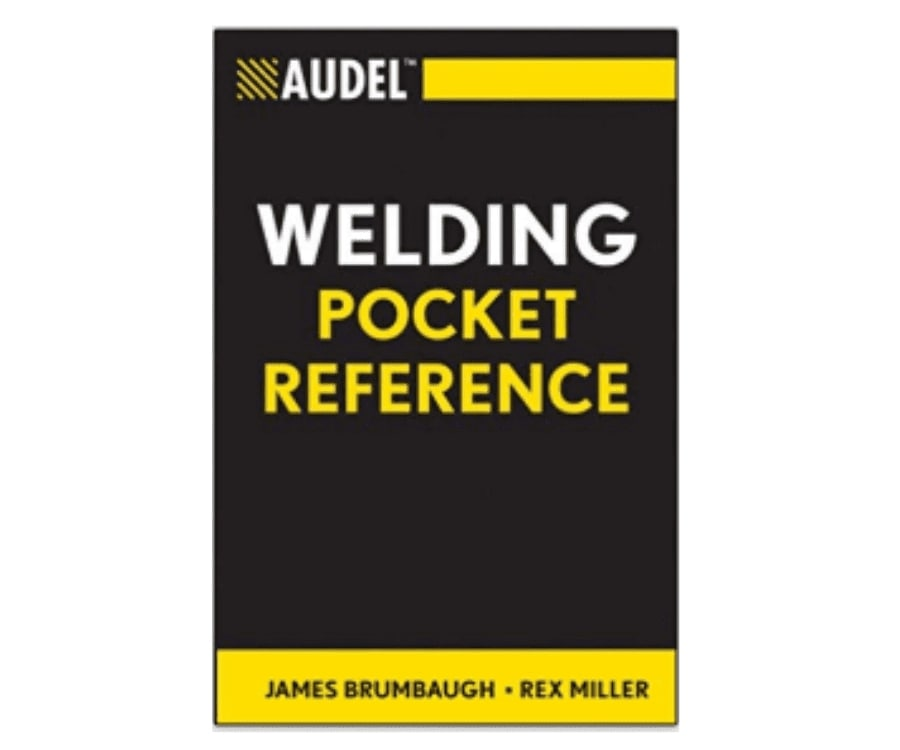 #8 gifts for welders: Welding Pocket Reference