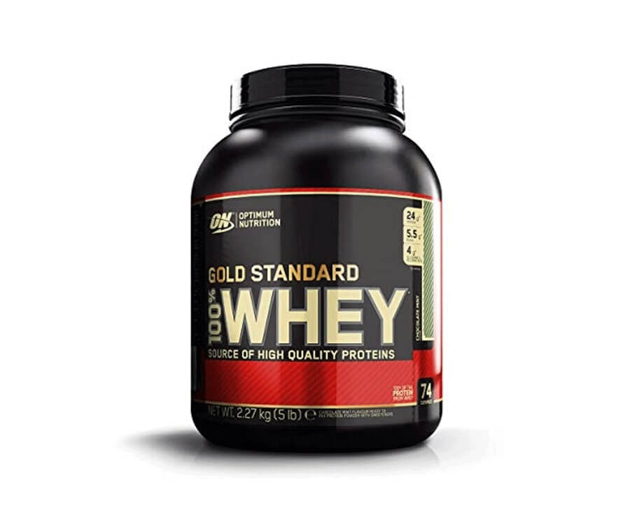 #18 gym gifts for men: Gold Standard Proteins