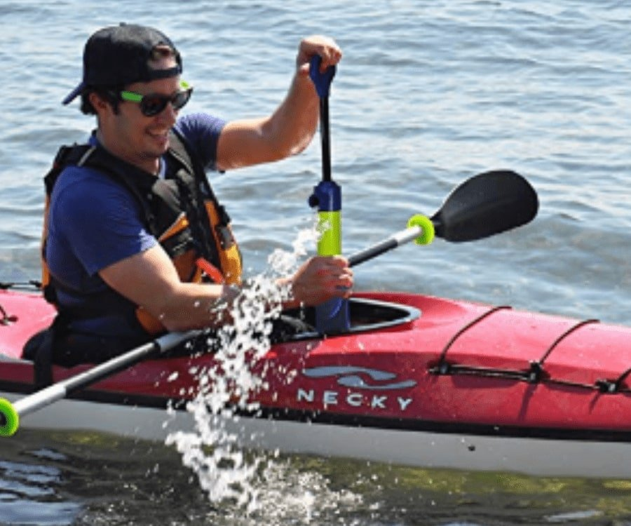 #9 best gifts for kayakers: Bilge Pump