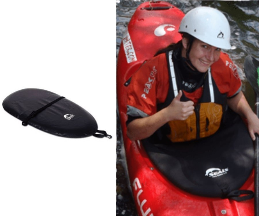 #4 best gifts for kayakers: Cockpit Seal Cover