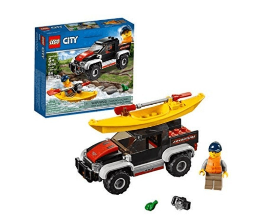 #21 best gifts for kayakers: LEGO Kayak Adventure