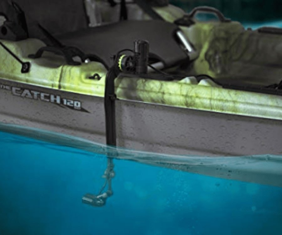 #8 best gifts for kayakers: Transducer Mounting Arm
